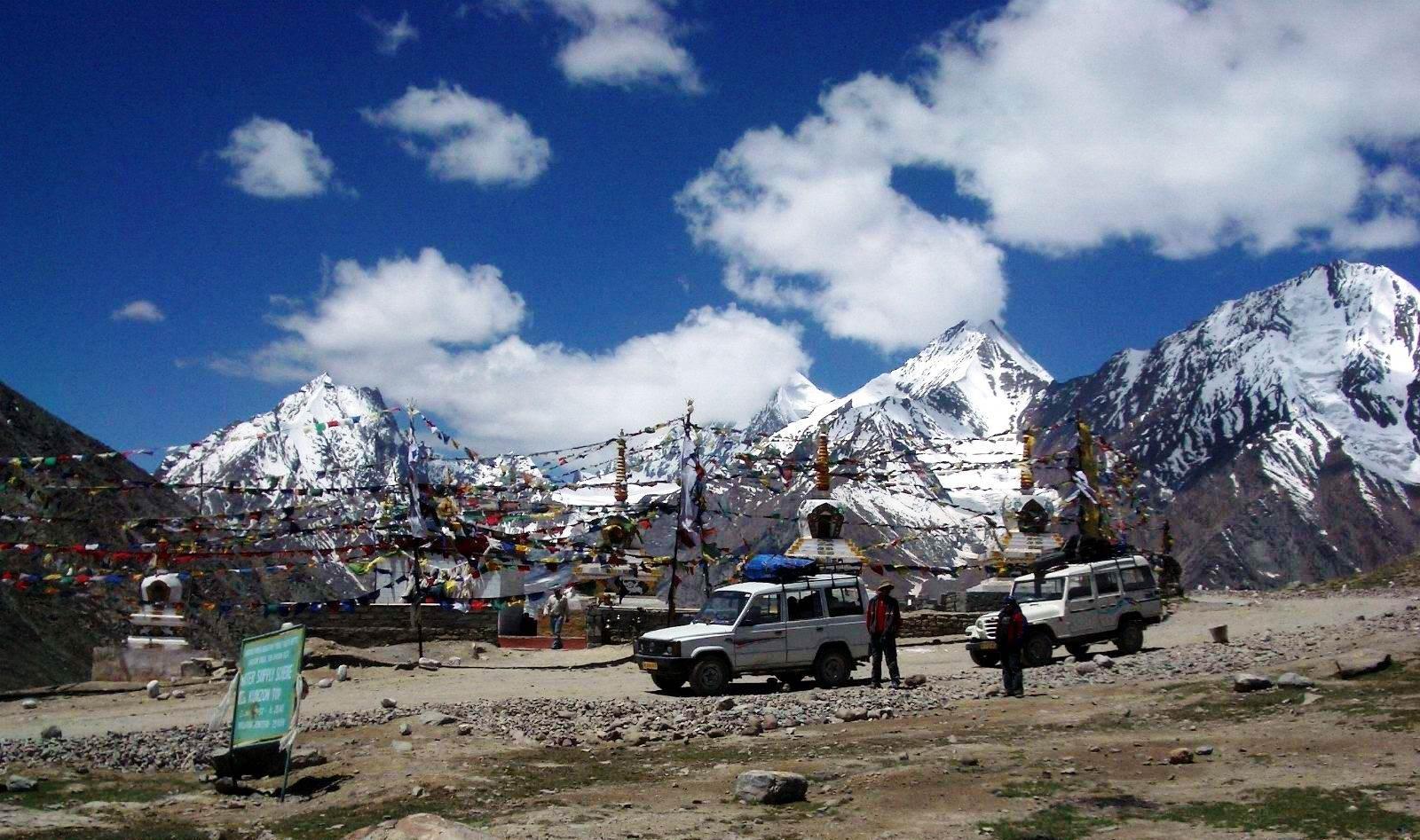 Amazing Destination to Visit In Spiti-Kunzum Pass