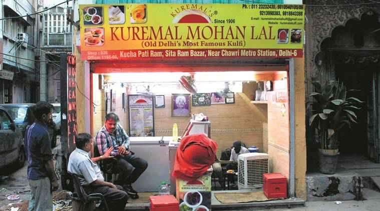 Kuremal Mohan Lal - Bazar Sita Ram