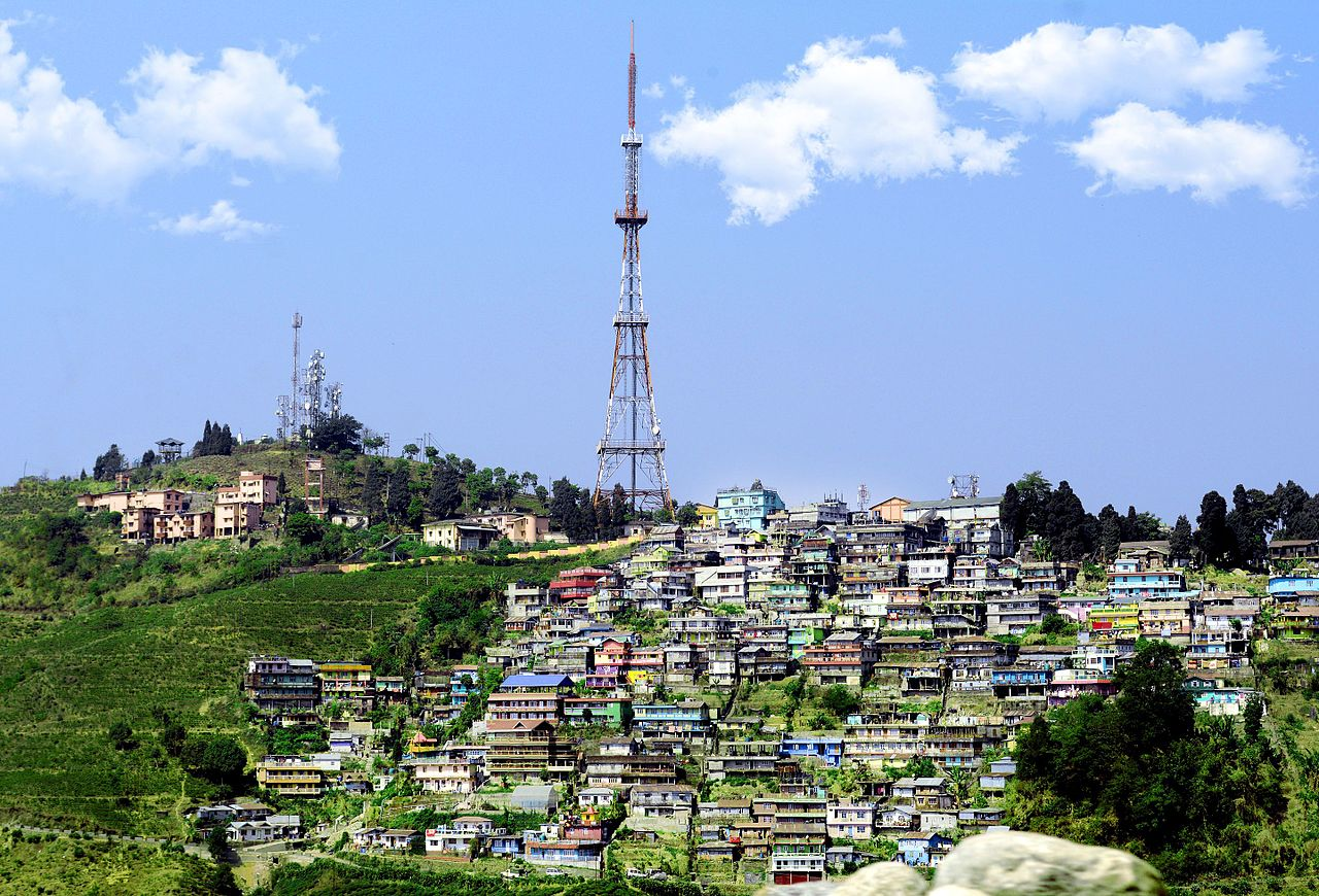 Best Hill Station in West Bengal-Kurseong