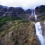 Kynrem Waterfalls - The Famous Tourist Spot Near Cherrapunji