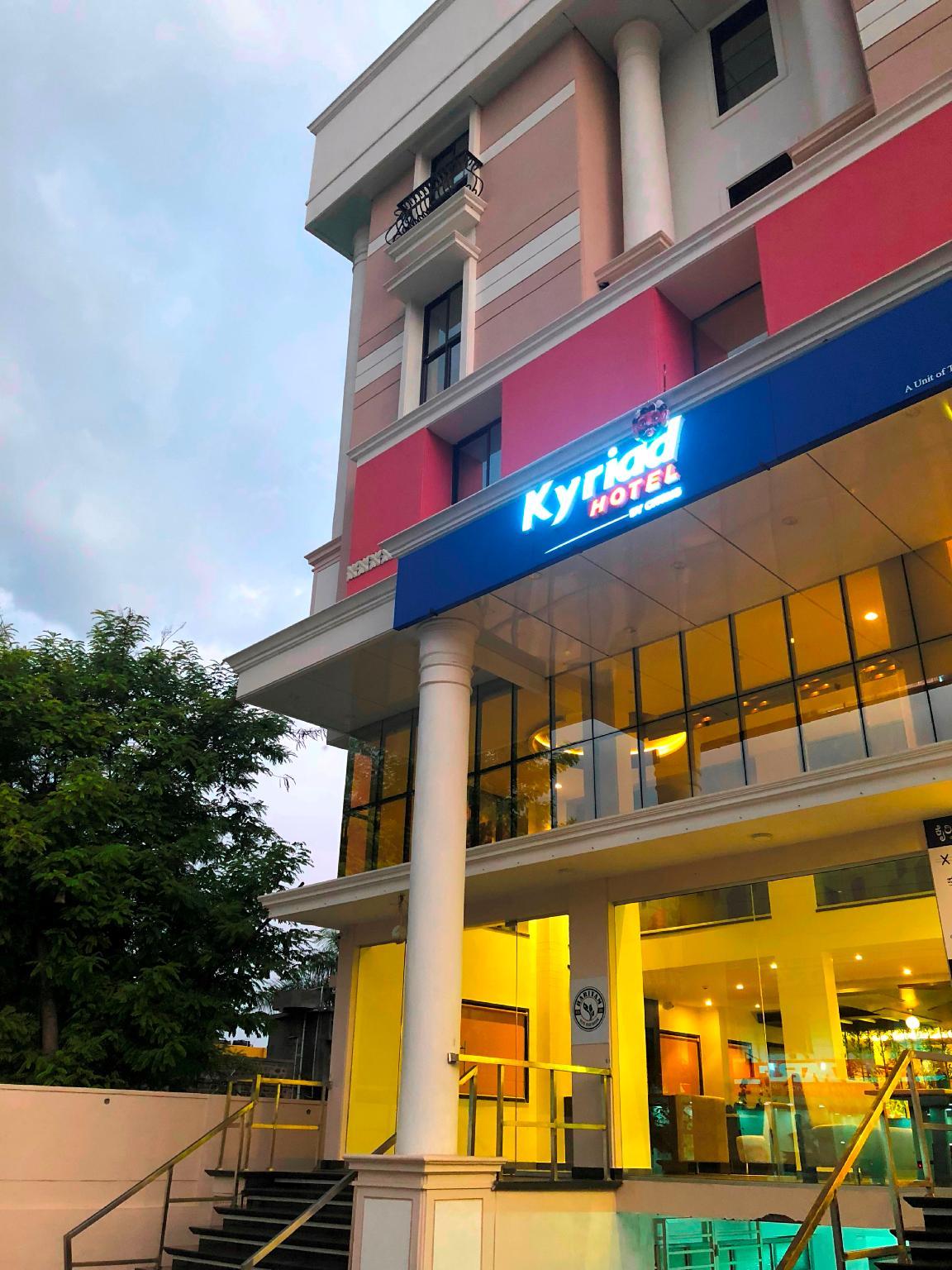 Mid-Range Hotel in Bijapur-Kyriad Hotel Vijayapura by OTHPL