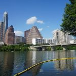 Lady Bird Lake in Austin