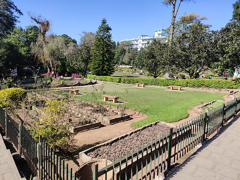 Lady Hydari Park - Place to Visit In Shillong Which Must Be In Everyone's Bucket-List