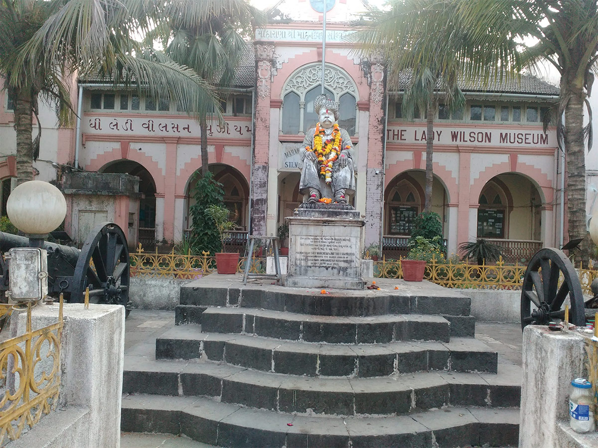 Famous Place To Visit In Valsad for Tourists-Lady Wilson Museum