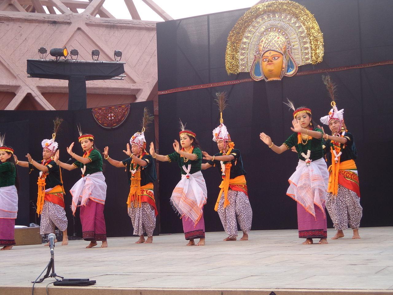 Festival Of Manipur-Lai Haraoba