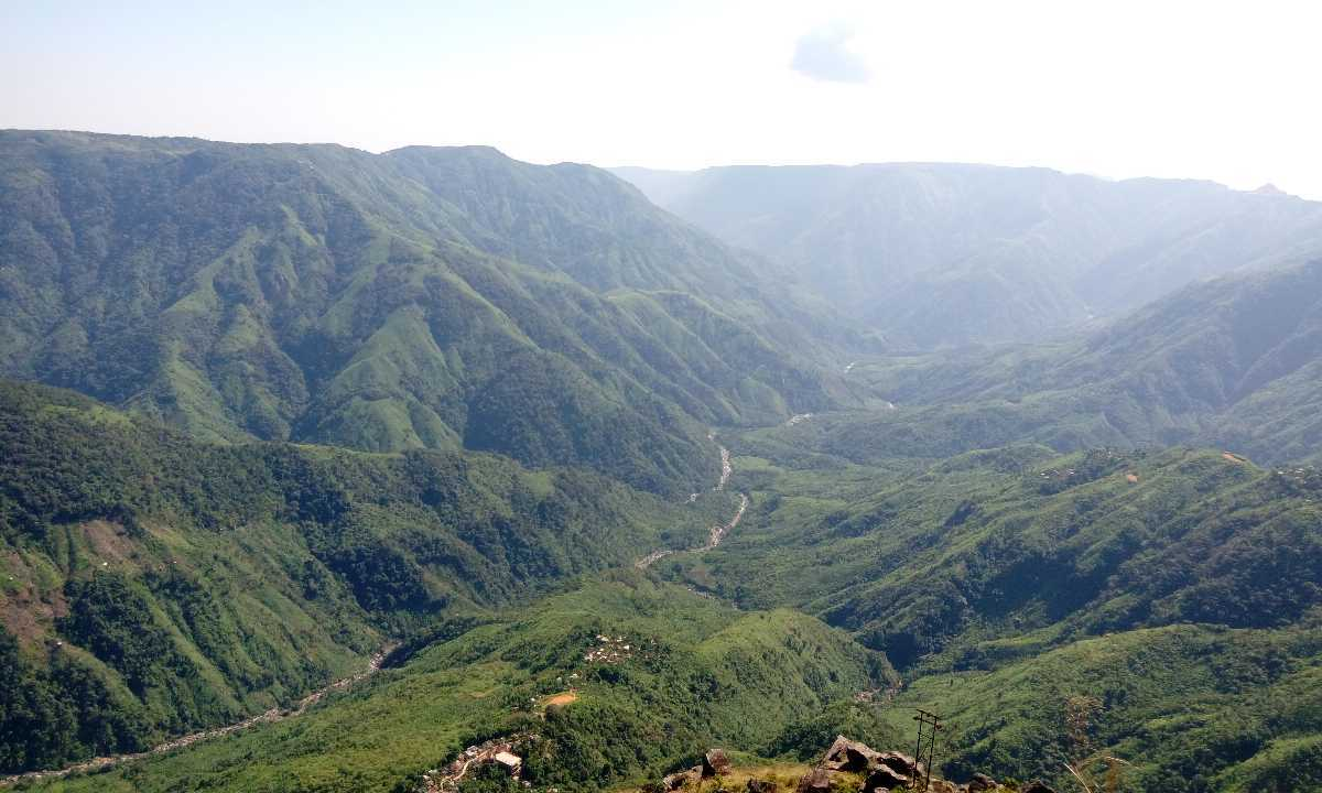 Laitlum Canyons - Place to Visit In Shillong