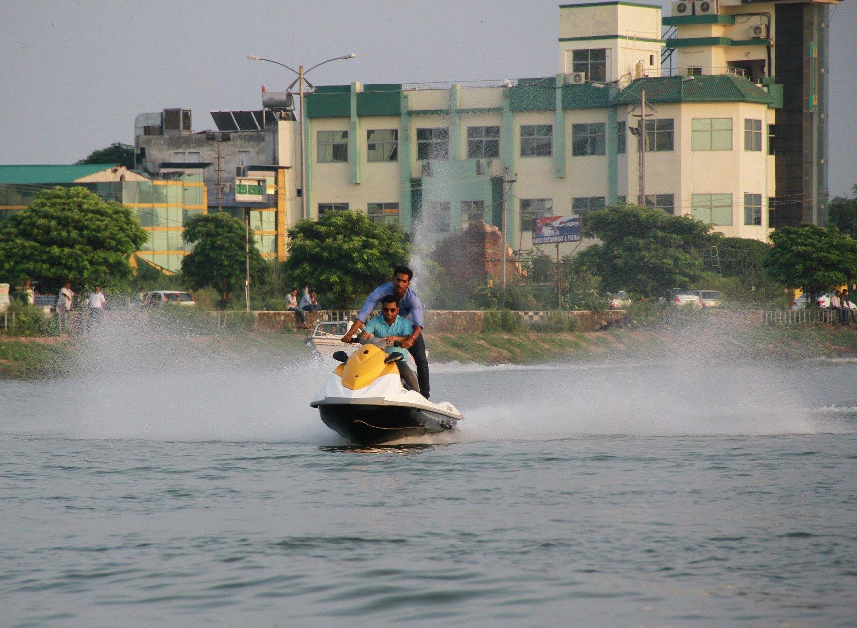 Best Place That You Can Explore In Bathinda-Lake Bathinda
