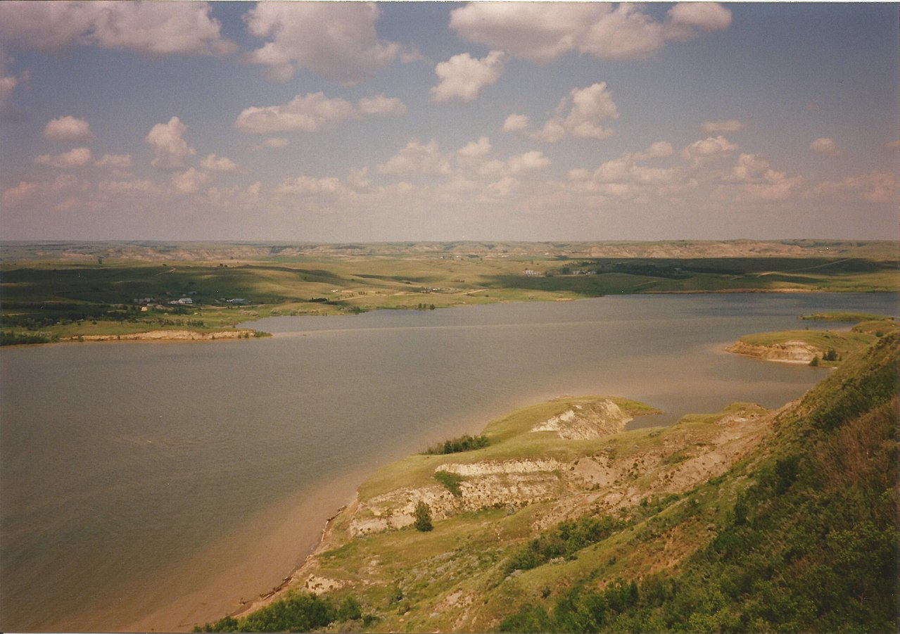 Nice Place to Visit In North Dakota-Lake Sakakawea