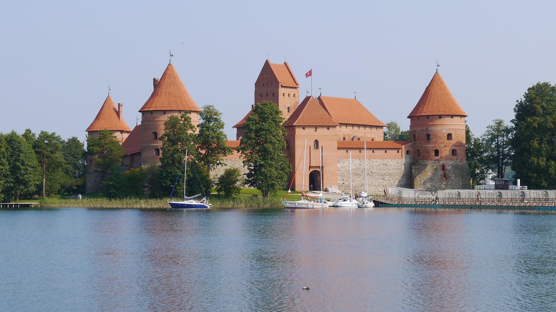 Lake Trakai You Must Visit in Lithuania