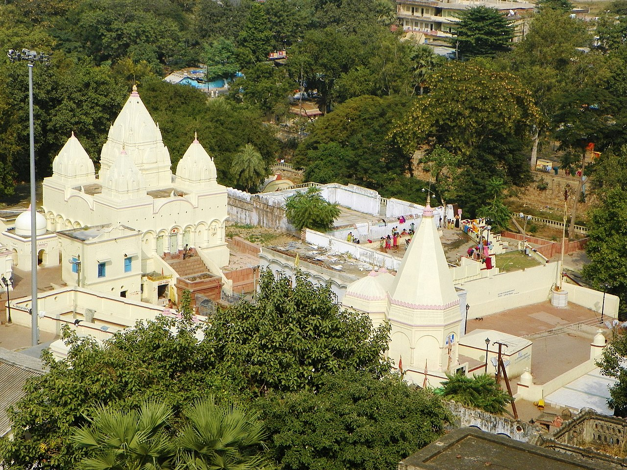 Beautiful Place to Visit In Rajgir, Bihar-Lakshmi Narayan Mandir