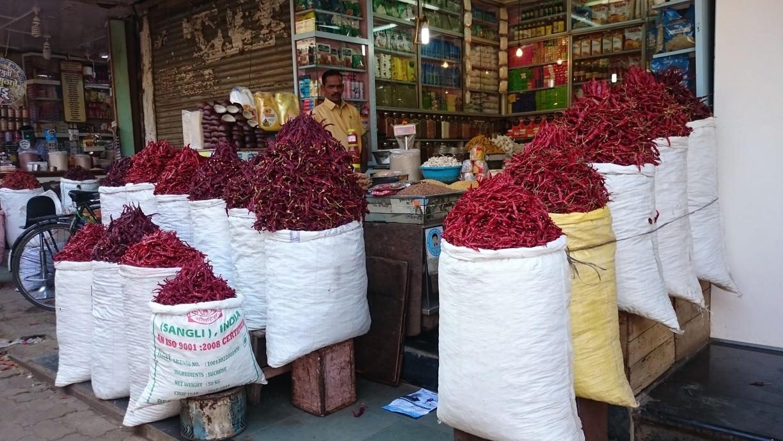Lalbaug Market Shopping Place in Mumbai
