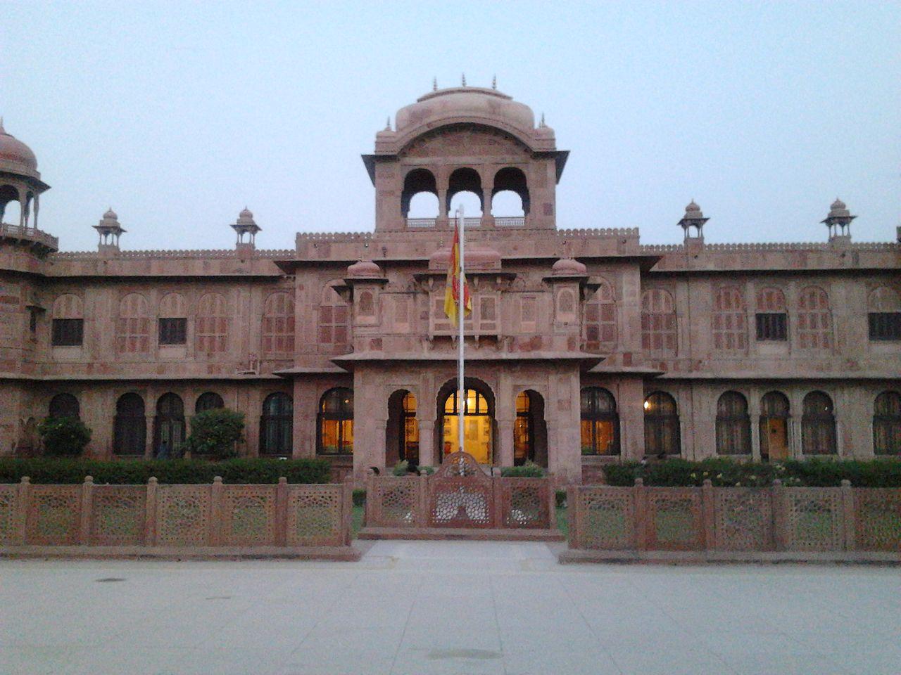 Top Palace to Visit in Bikaner, Rajasthan-Lalgarh Palace