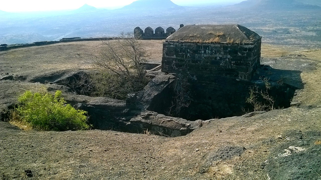 Laling Fort - A Popular Destination Among Bikers and Trekkers in in Dhule District, Maharashtra