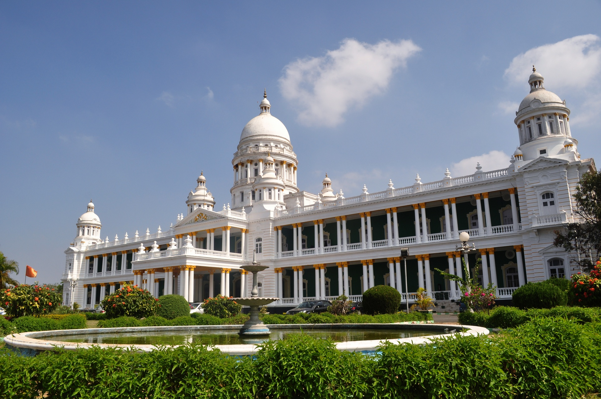 Lalitha Mahal Amazing Place In Mysore