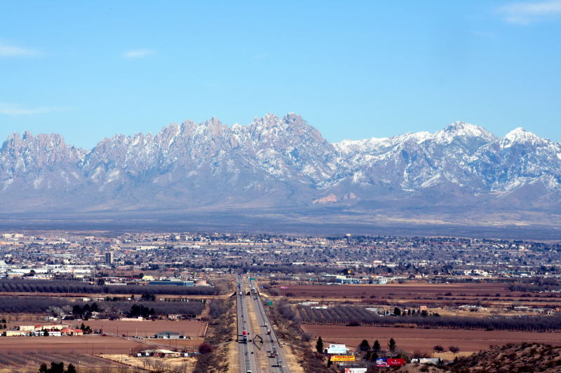 Top Weekend Destination From Tucson-Las Cruces, New Mexico