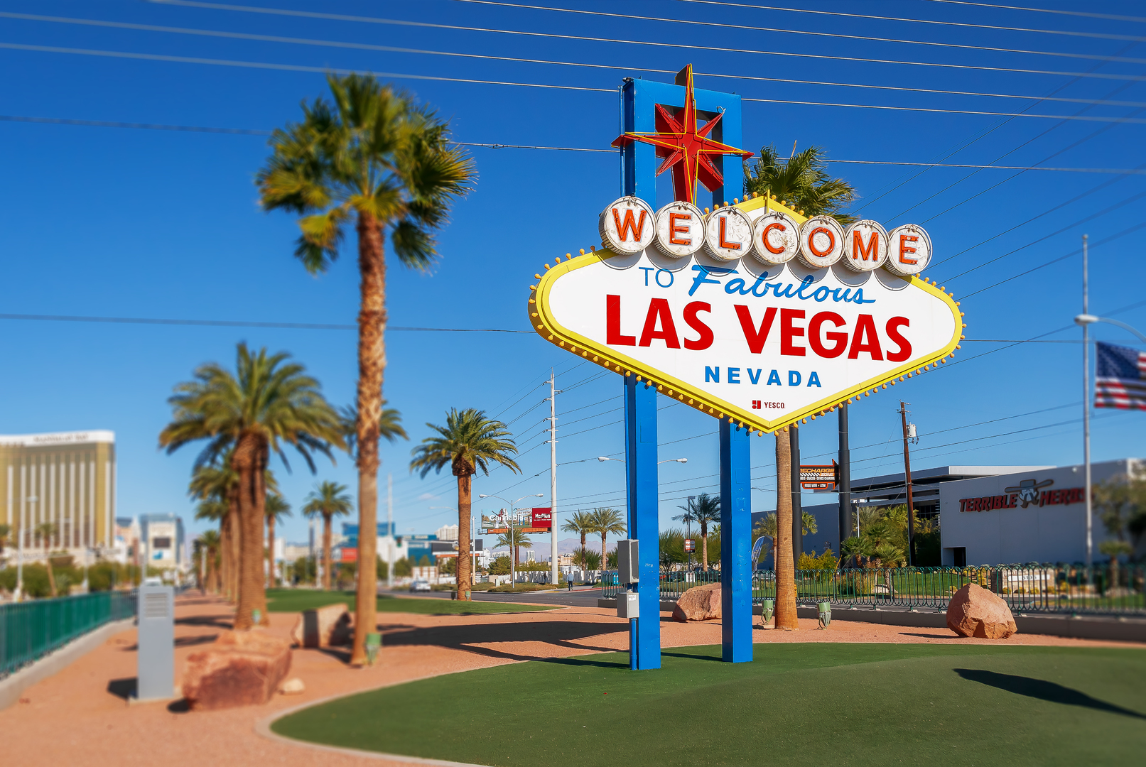 Las Vegas - Top Sight Seeing Destination in Nevada for Wonderful Vacation