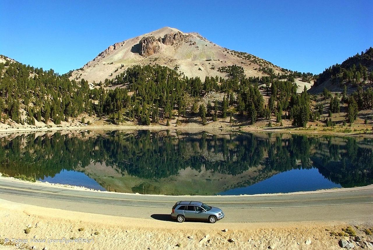 Best National Park in California-Lassen Volcanic National Park