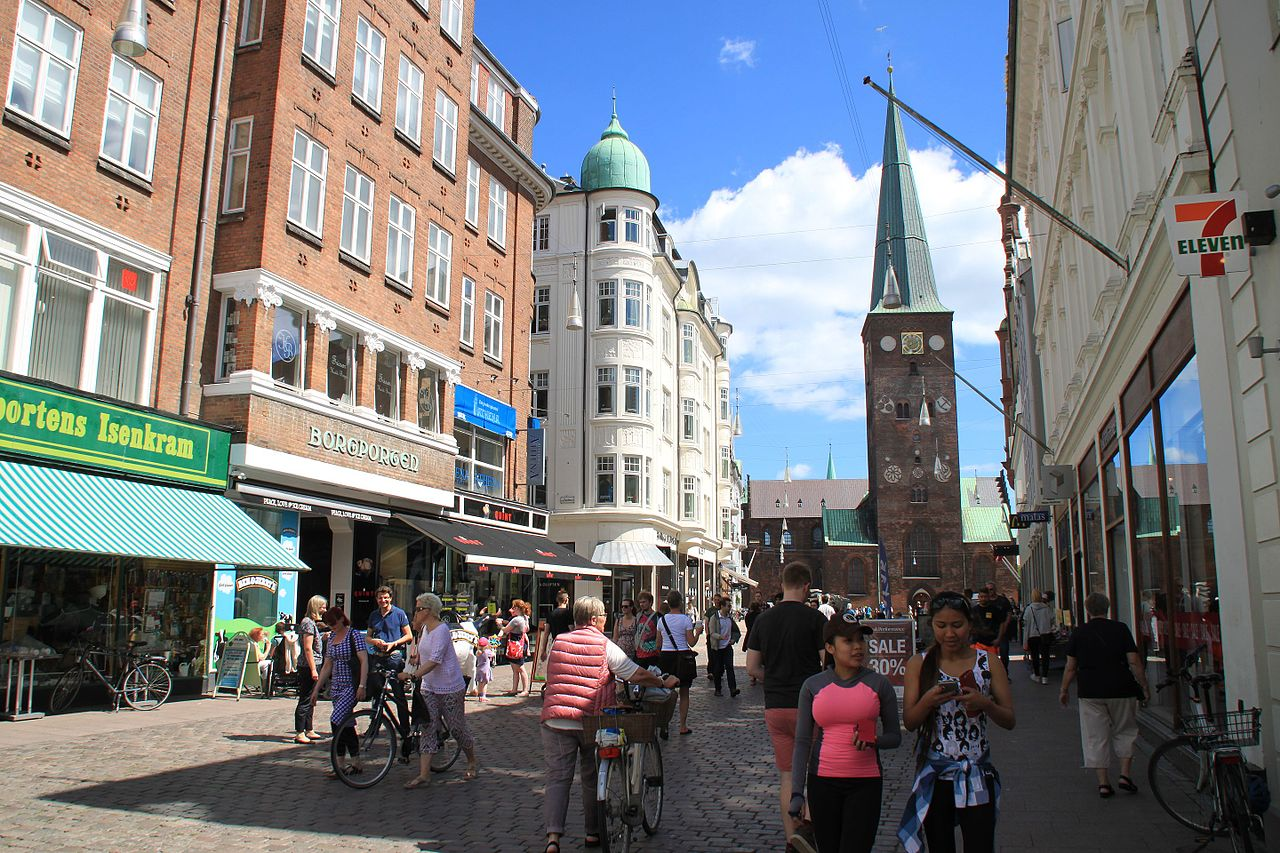 Latin Quarter - Places to See when in Aarhus, Denmark
