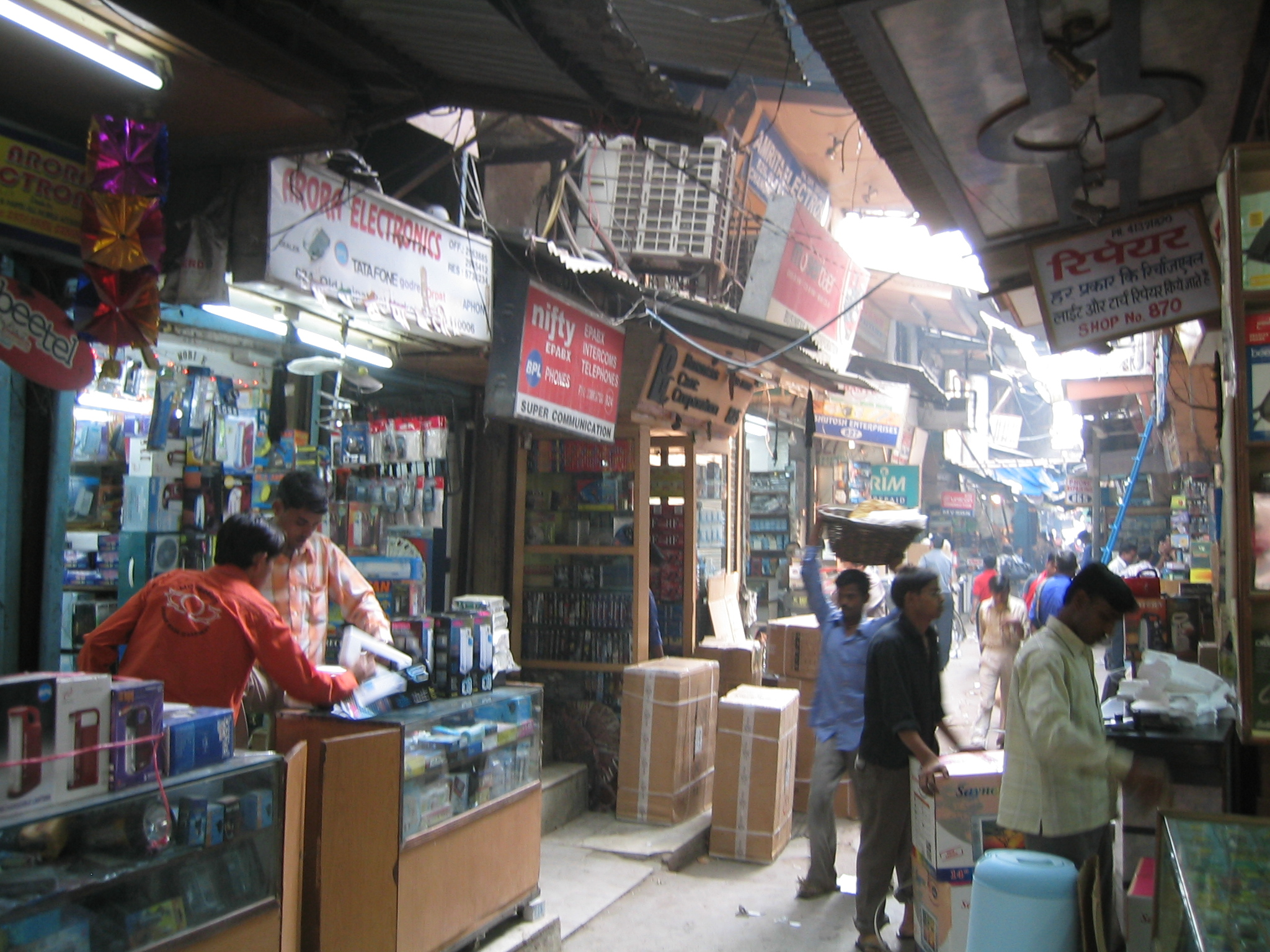 Latouche Road Best Place to Shop In Lucknow