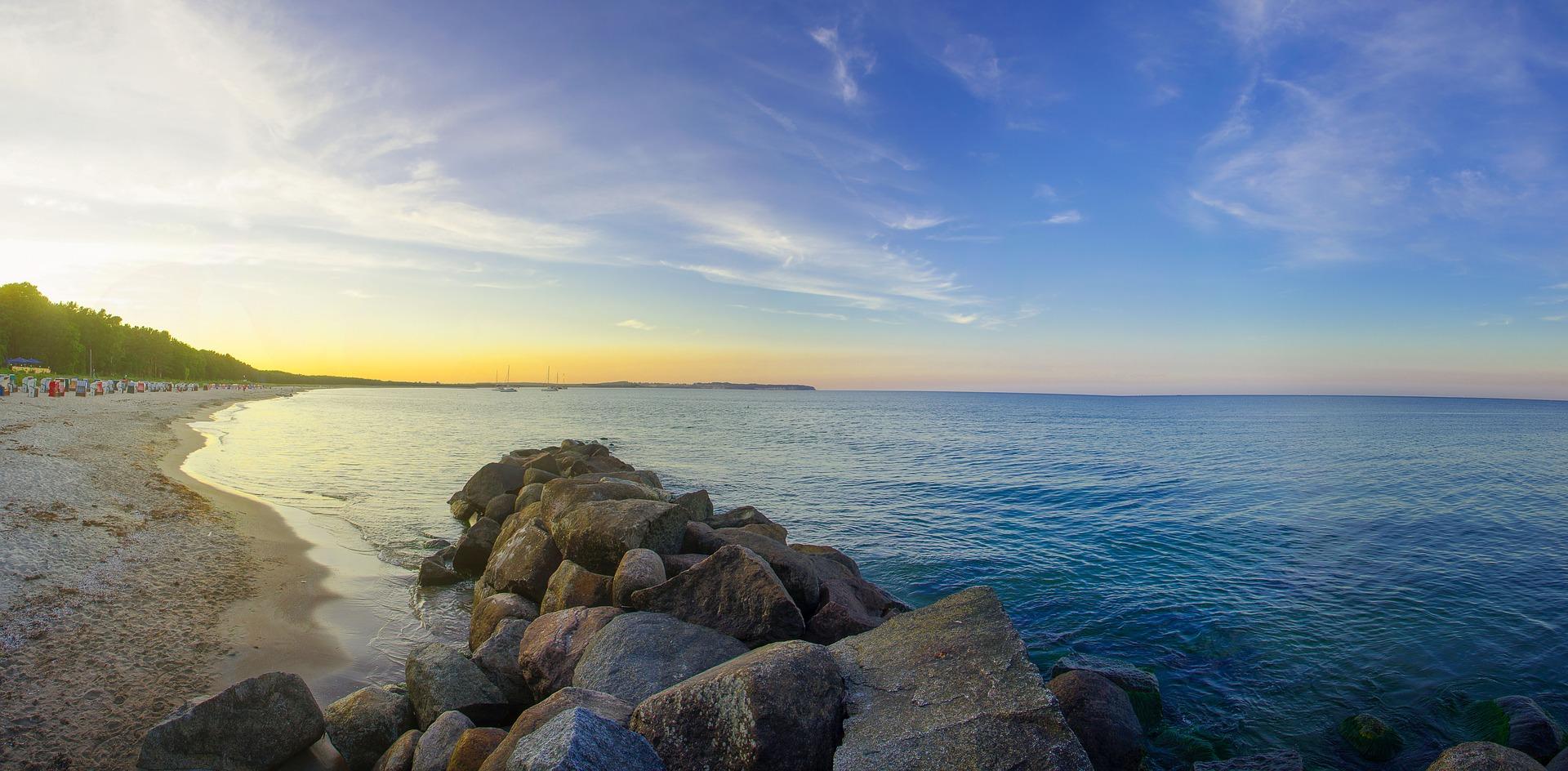 Latvia Tourism- East Bank of the Baltic Sea