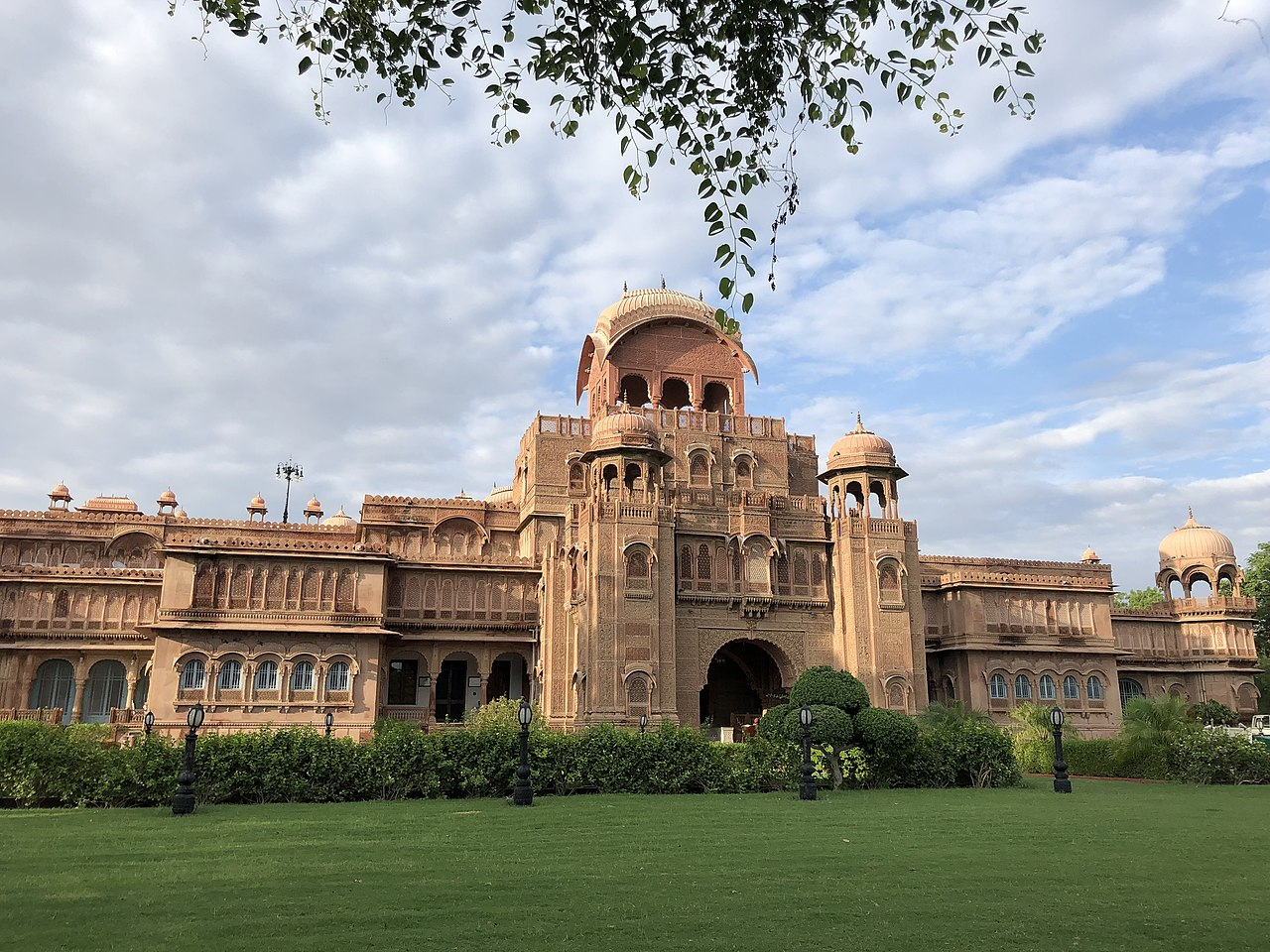 Laxmi Niwas Palace - Top Palace To Visit In Bikaner