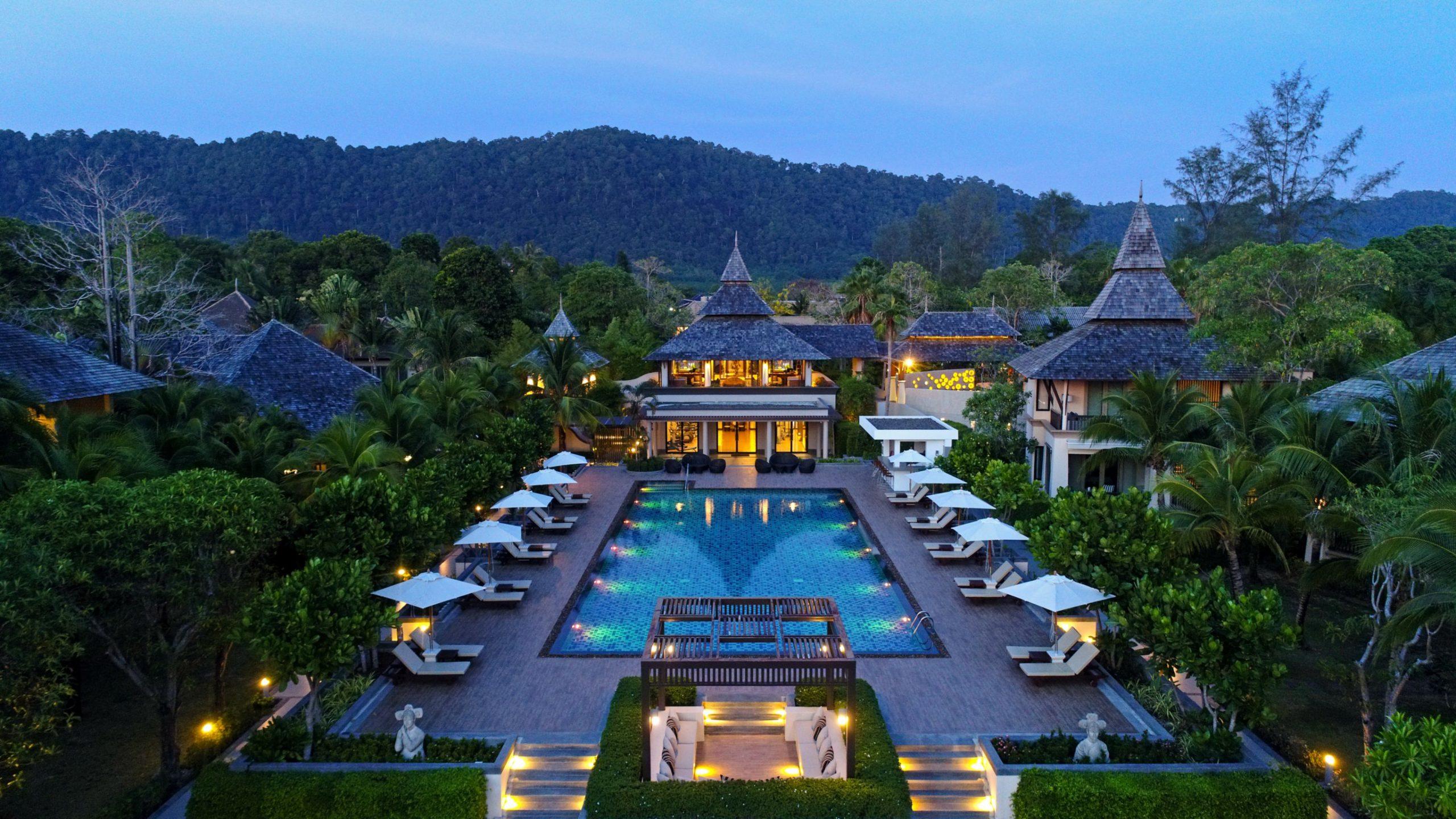 Beautiful Layana Resort In Krabi