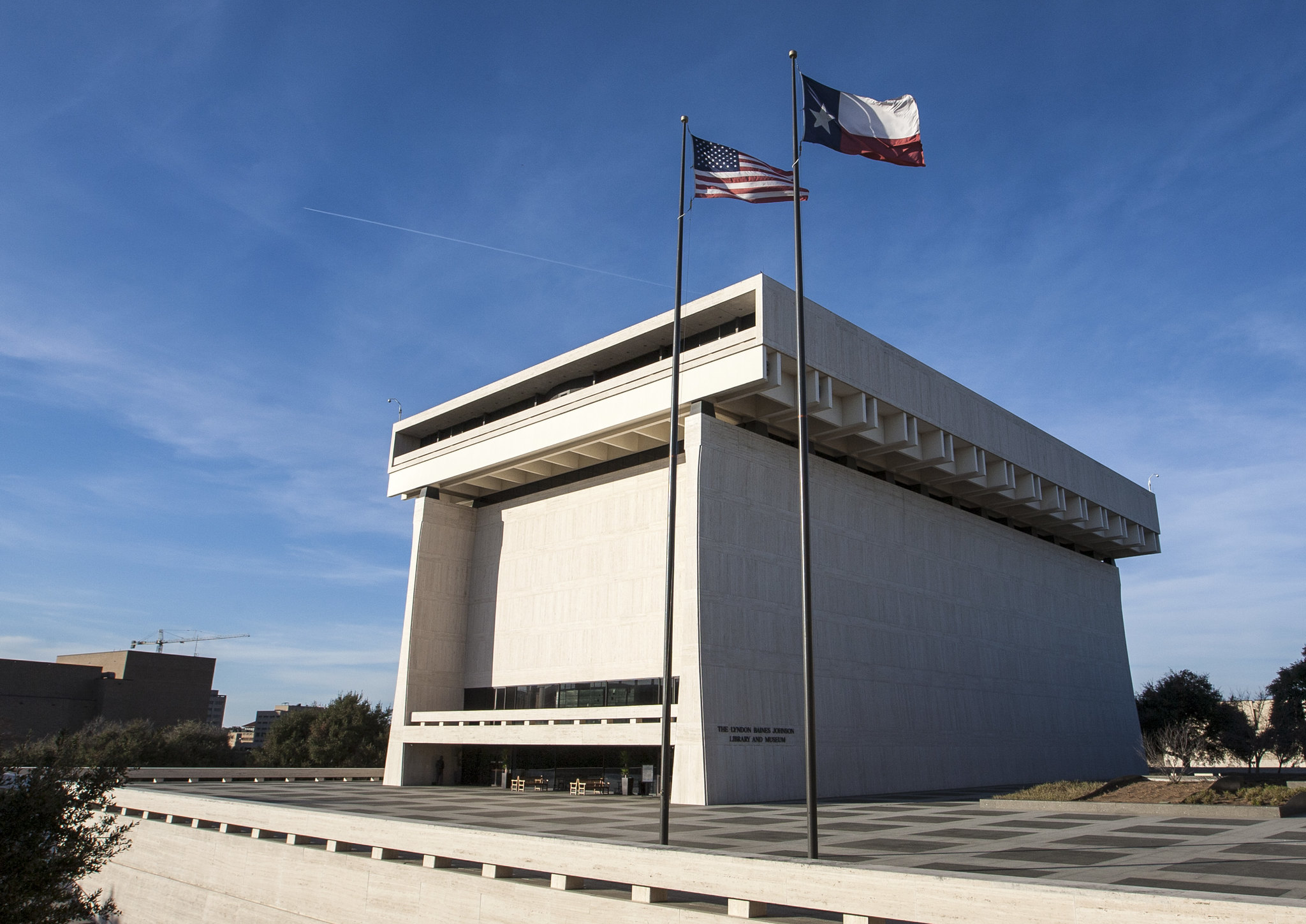 Popular Museum To Visit In Texas-LBJ Presidential Library, Austin