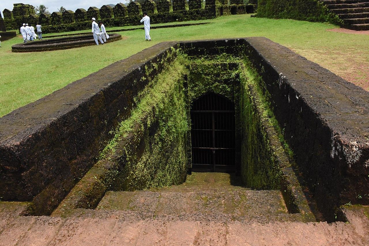 Legend-Treasure Hidden Inside the Mirjan Fort Complex