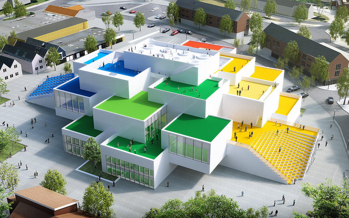Lego House Billind-A Popular Attraction in Denmark