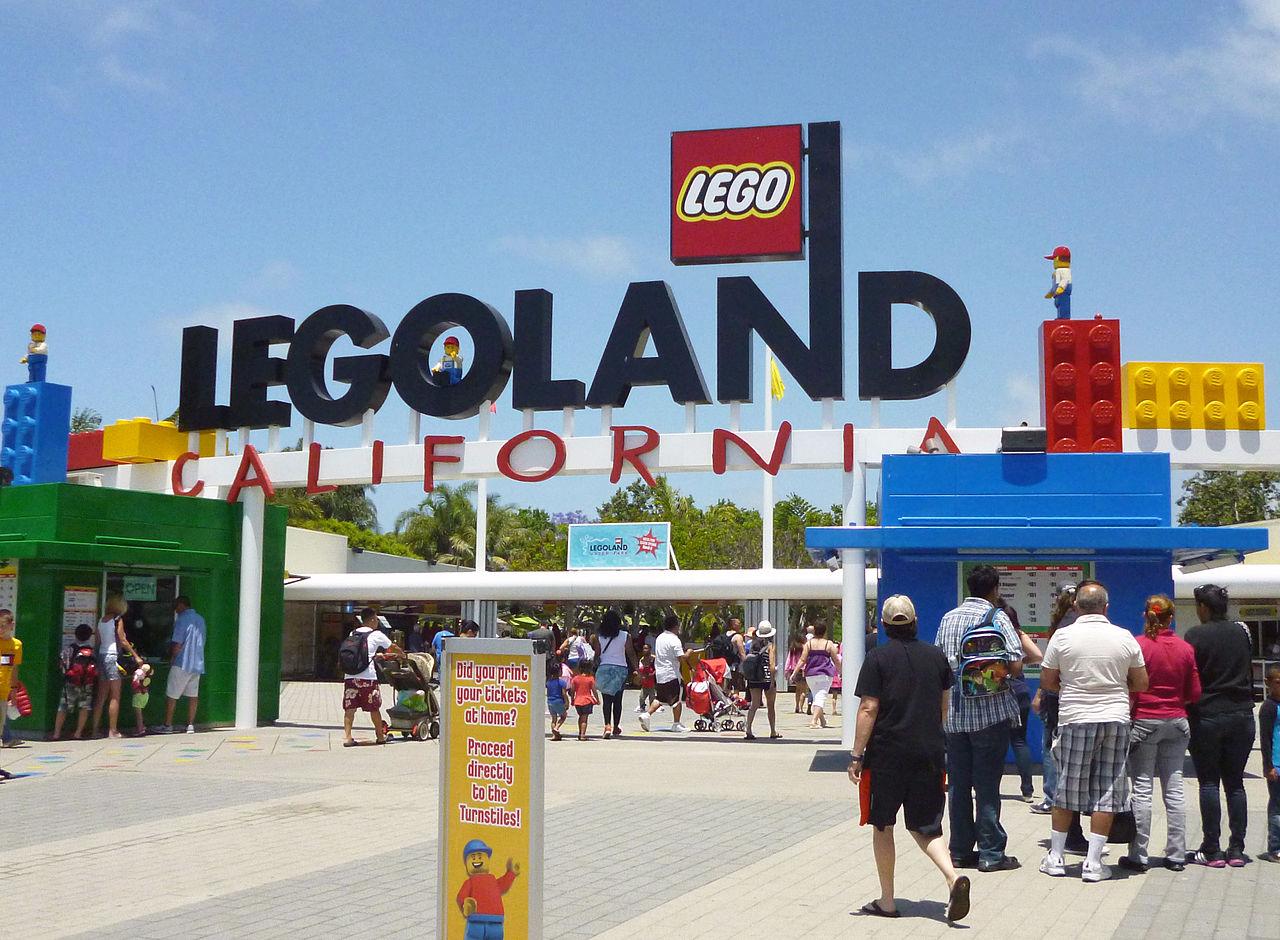 Amazing Theme Park In California-Legoland California Theme Park