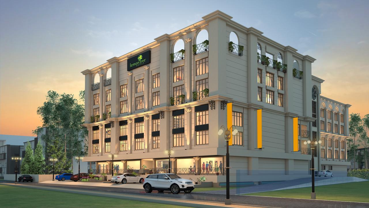 Lemon Tree Hotel - Best Luxury Hotels In Siliguri