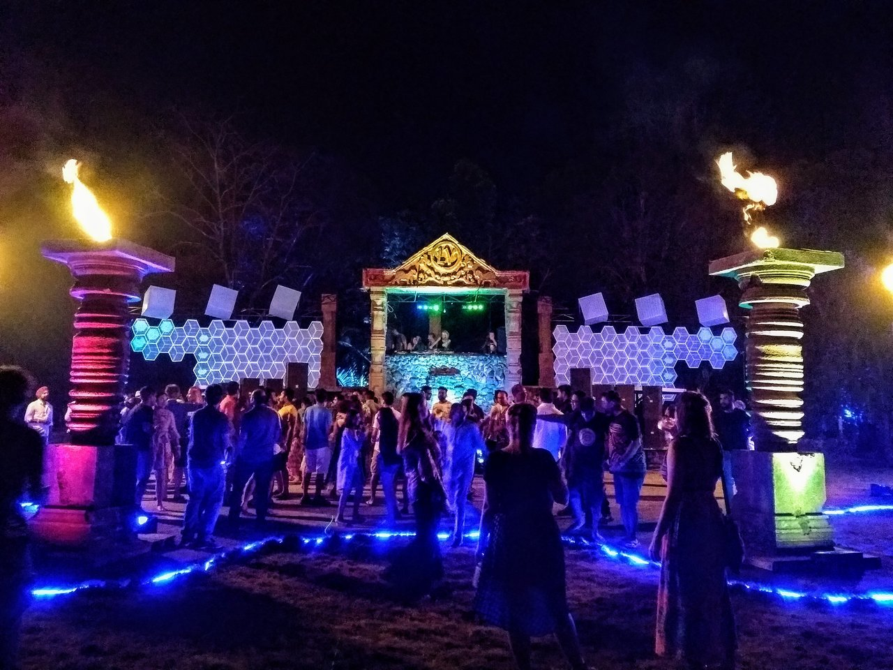 Top Places for The Best Night Life In South Goa - Leopard Valley