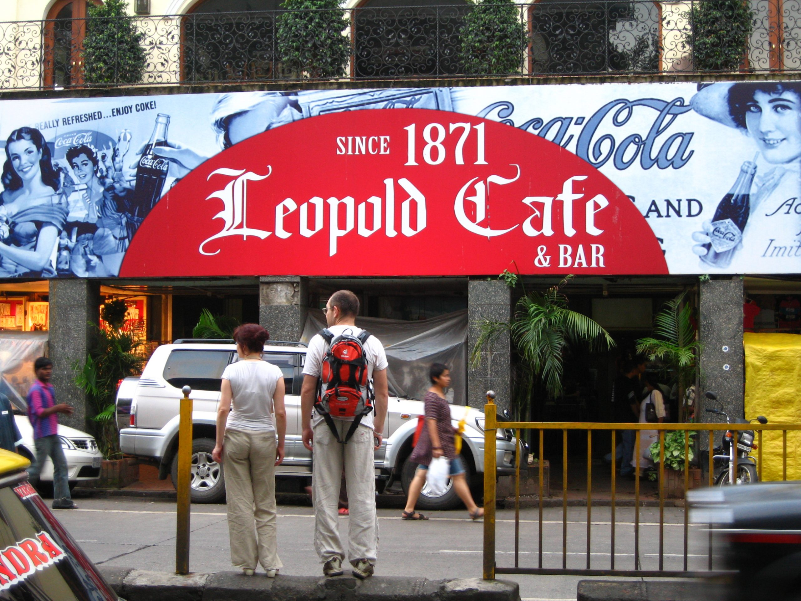 Best Place to Visit Near By Veermata Jijabai Bhosale Udyan and Zoo - Leopold Cafe