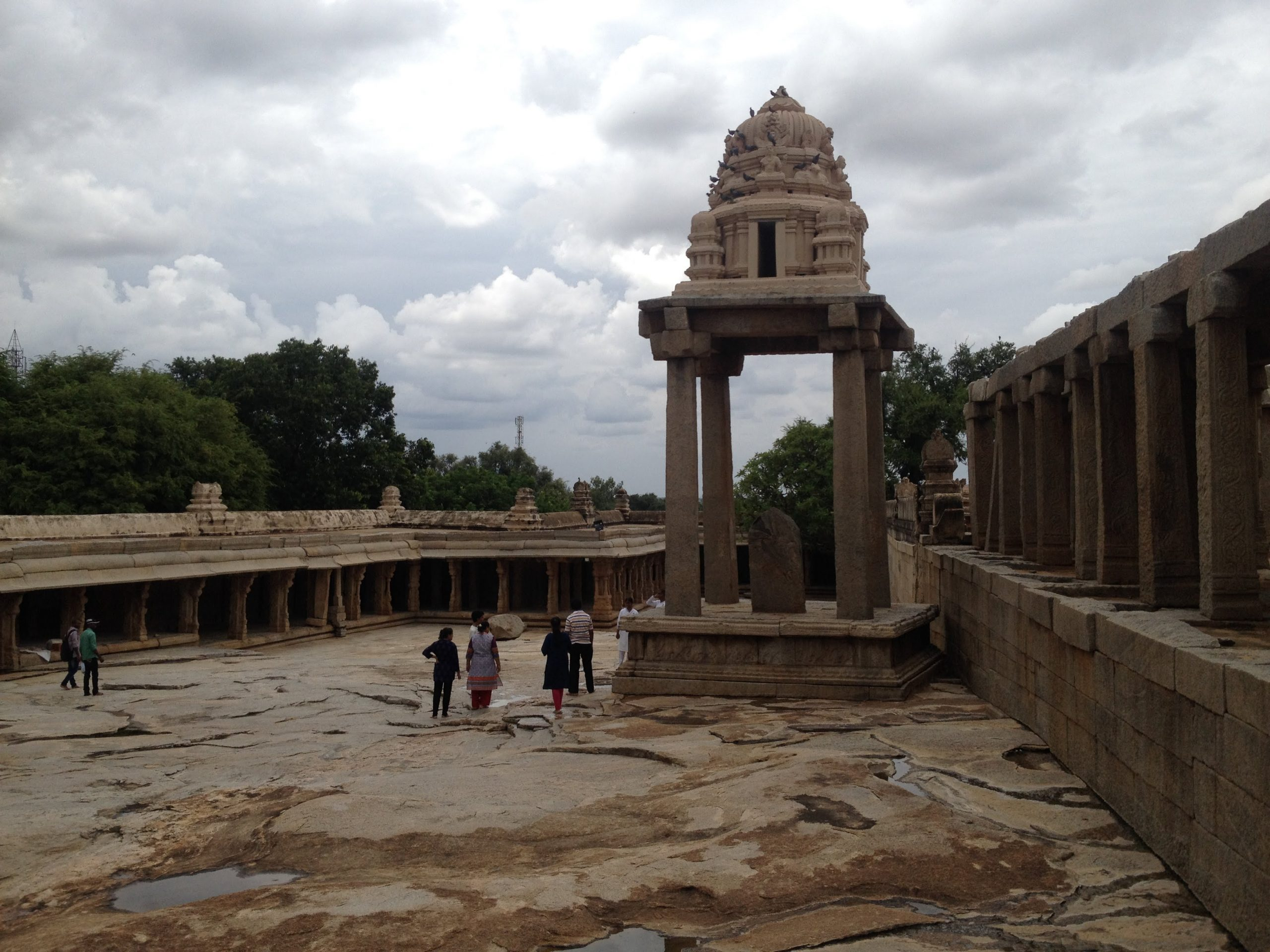Lepakshi in Anantapur, AP - The Beautiful Town From The Legends