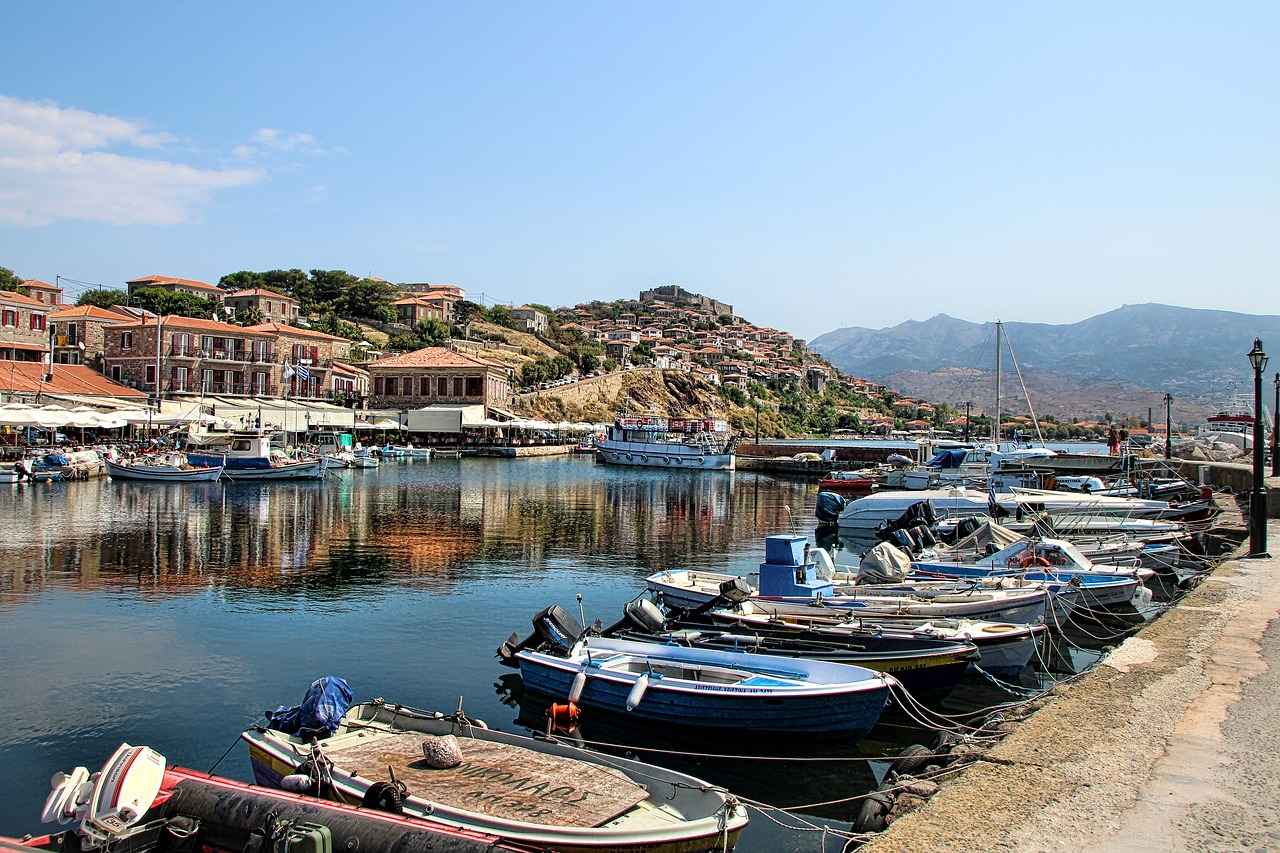 Must-Visit Attraction of Greek Island-Lesbos