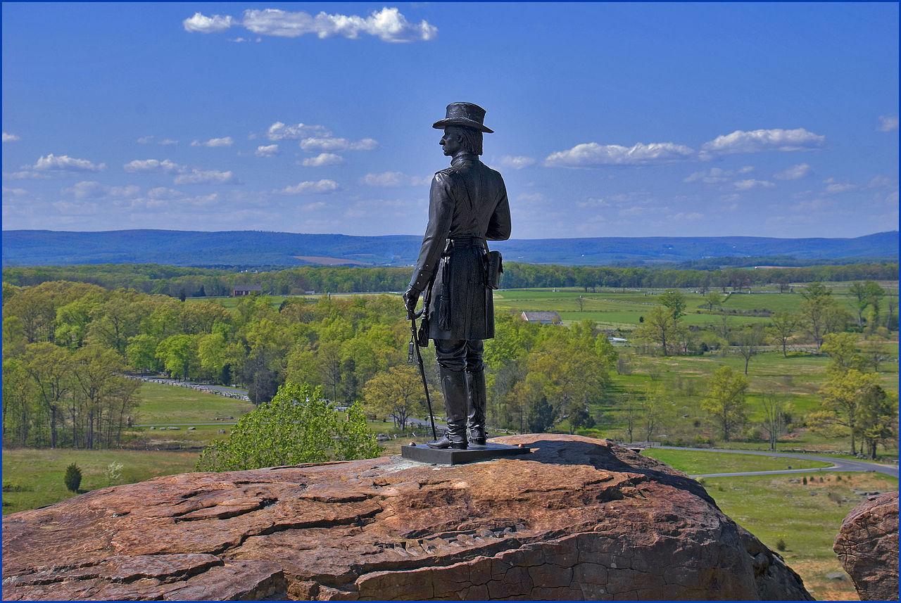 Must-Watch Tourist Attraction In Gettysburg in Pennsylvania-Little Round Top