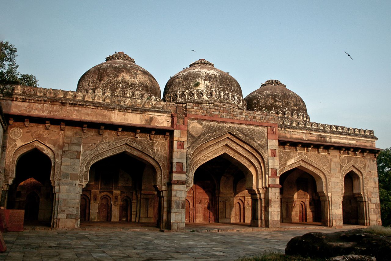 Attraction Tourist Place In Ludhiana-Lodhi Fort-