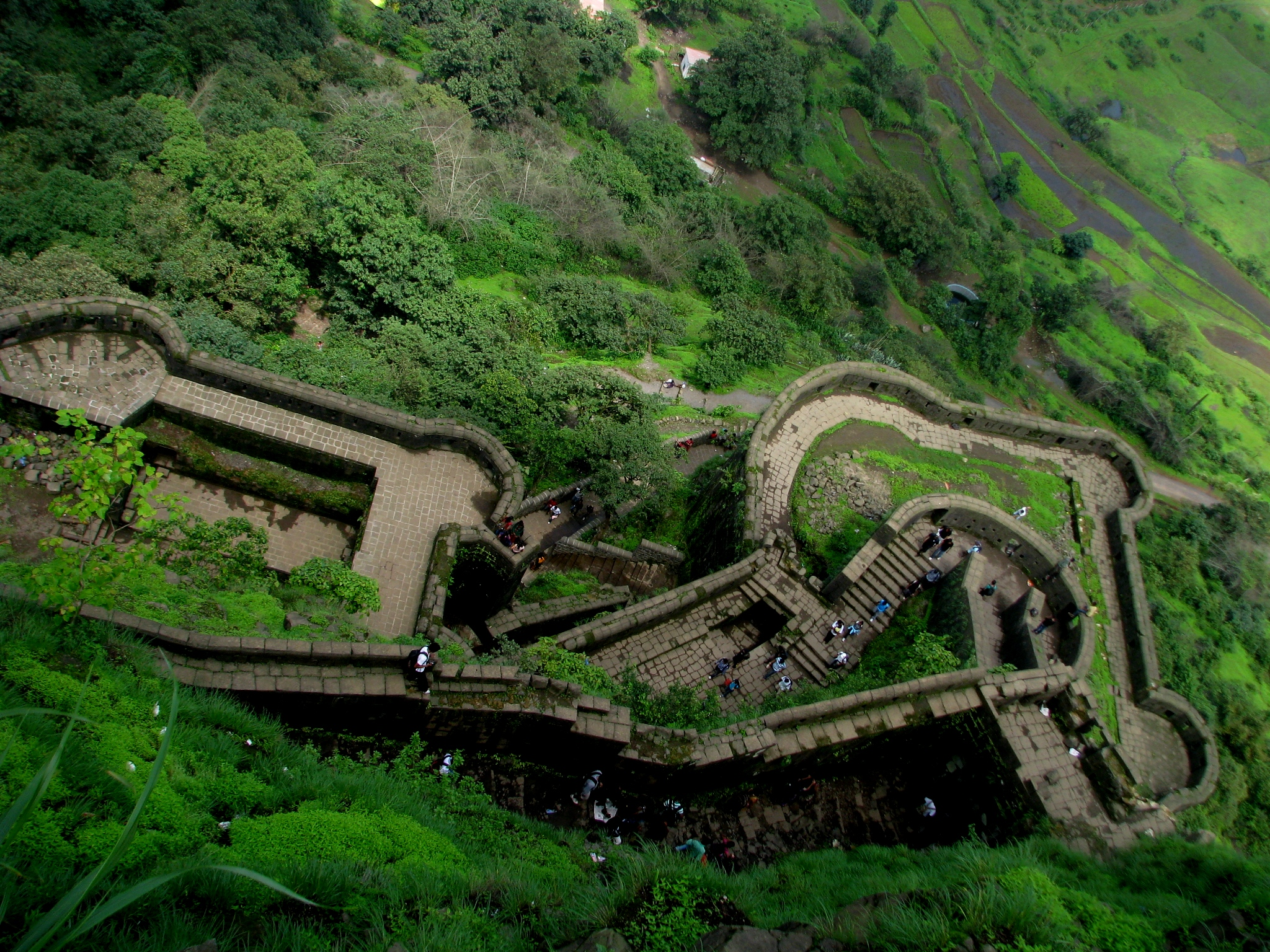 Lohagad Fort Within 100 Kms from Pune