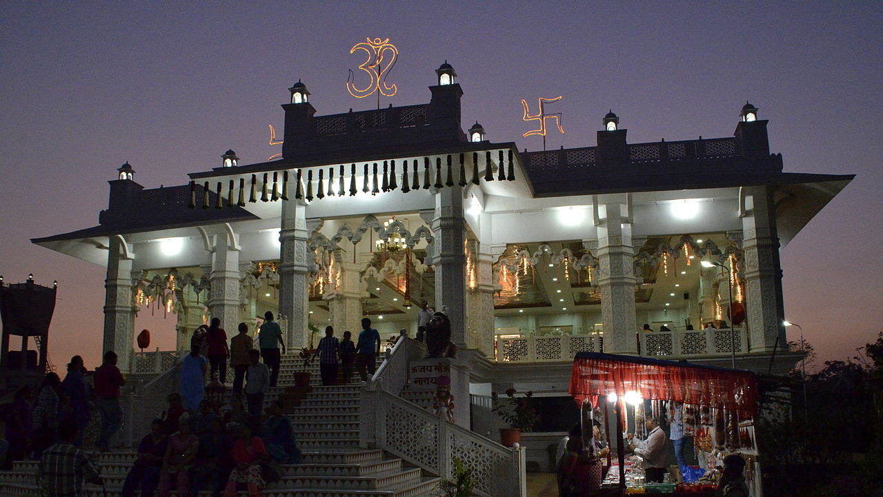 Amazing Weekend Destination from Ahmednagar-Narayani Dham temple, Lonavala