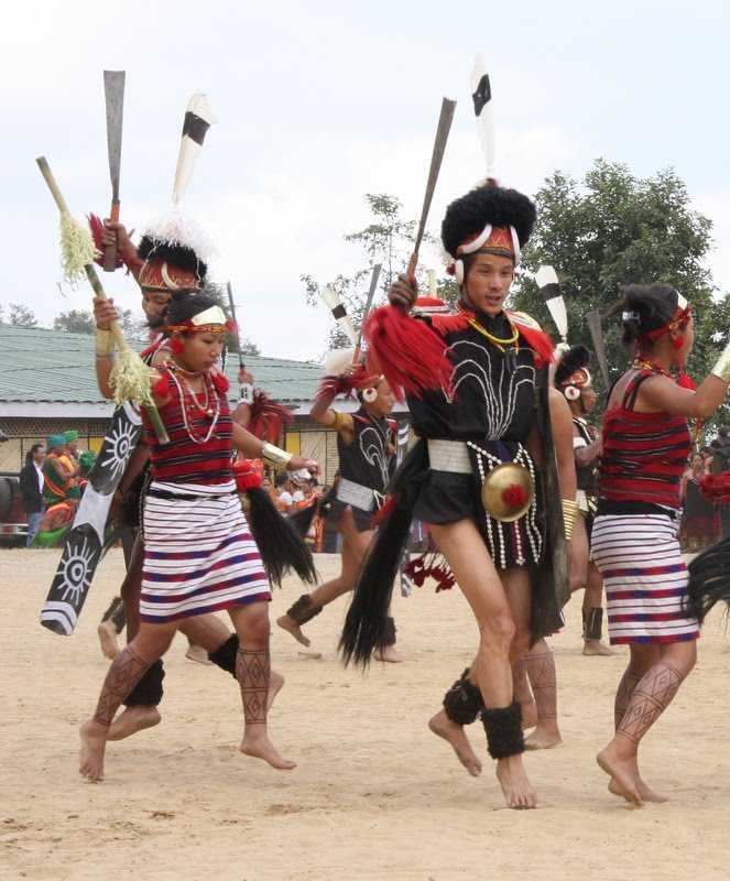 Best Tourist Destination to Visit in Tuensang, Nagaland-Longtrok Village