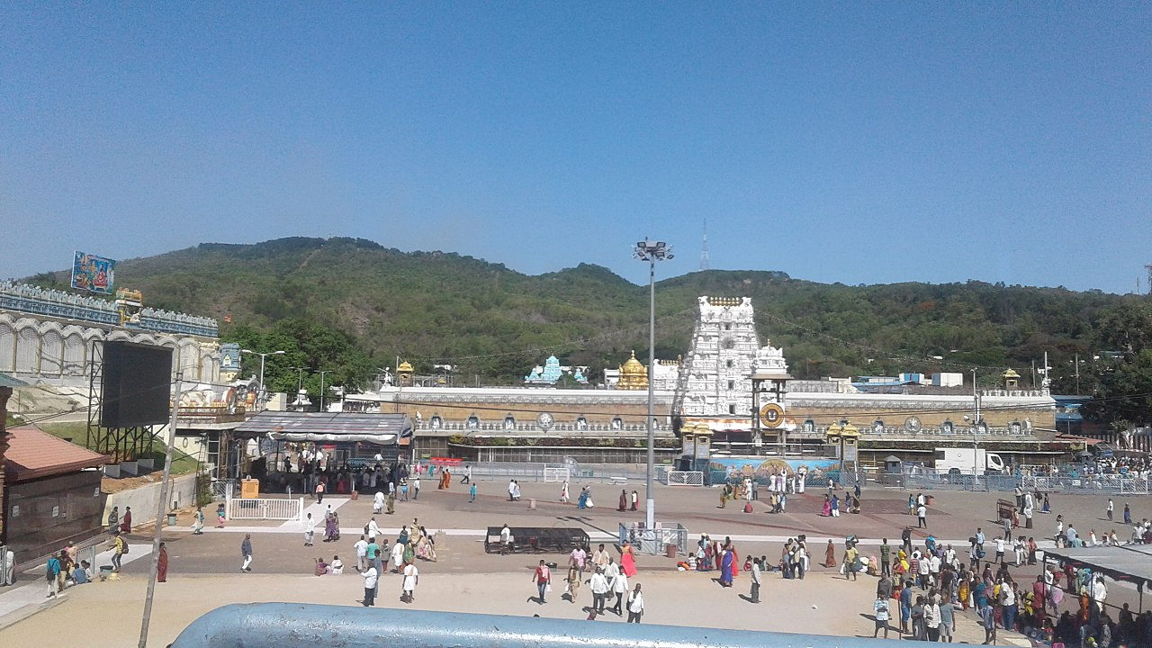 Best Weekend Destination From Vellore-Tirupati