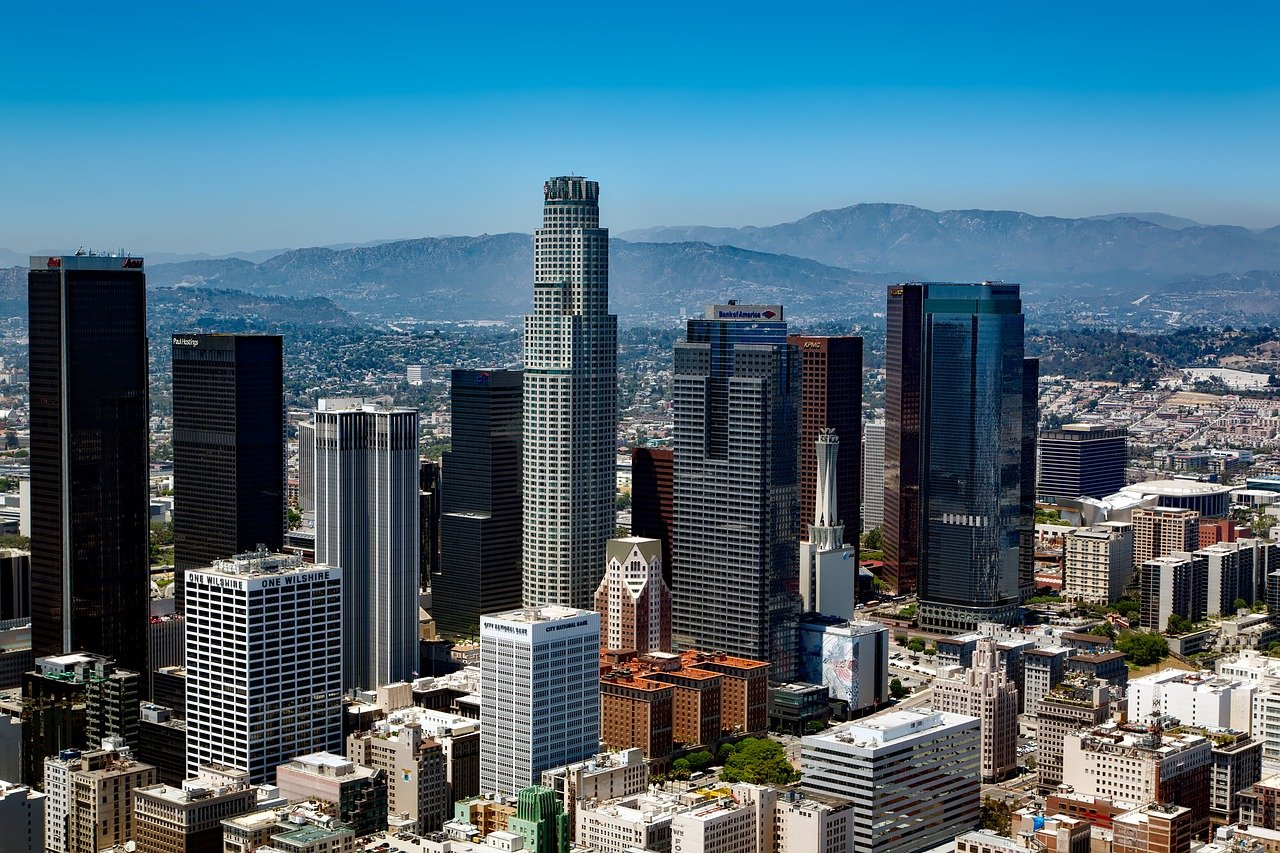 Los Angeles - Best Tourist Place In Southern California