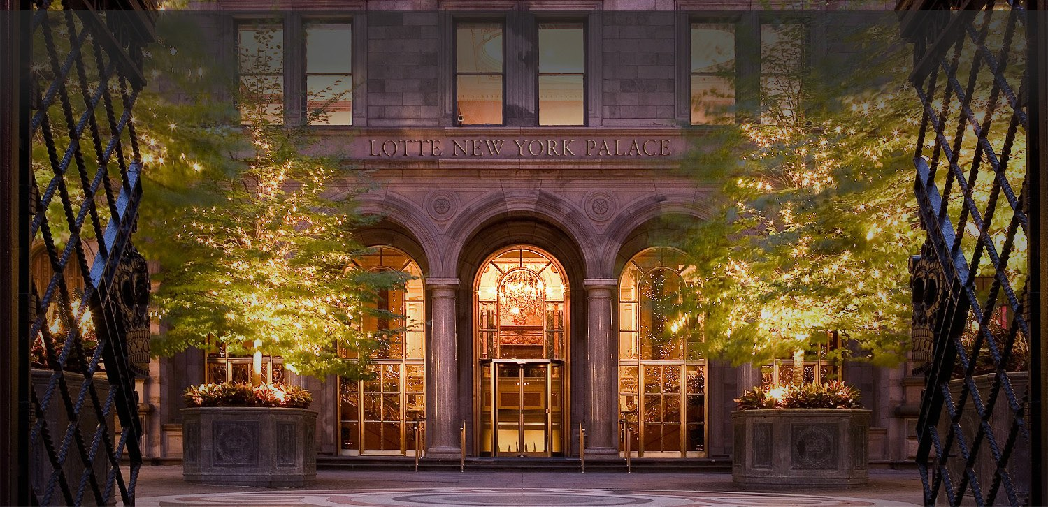 Lotte New York Palace - Luxury Hotels To Dwell In New York