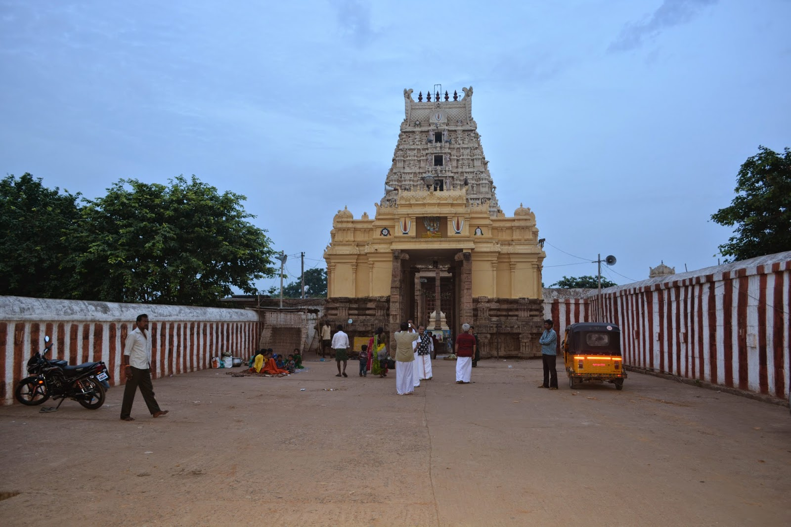 History of Ahobilam Temple-Lower Ahibolam Temple