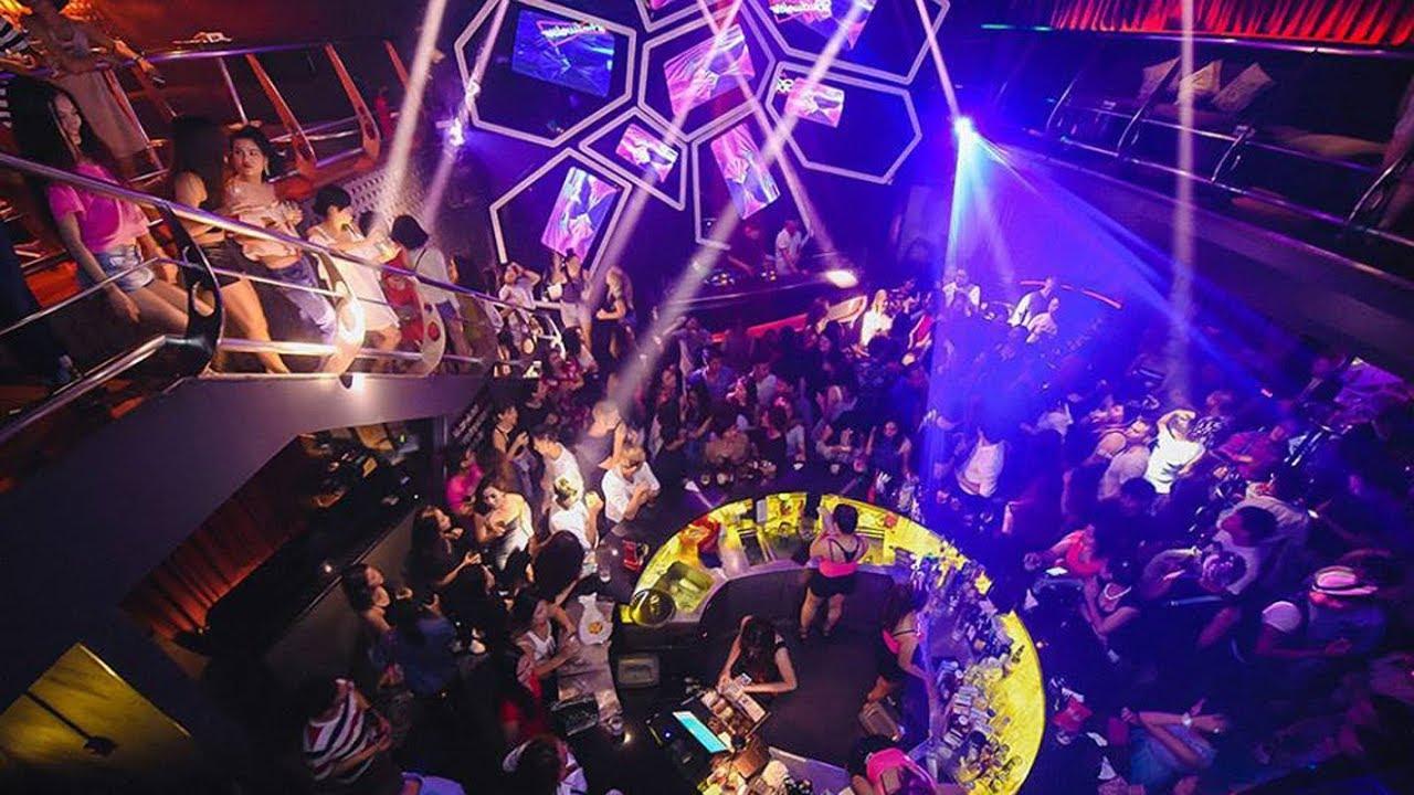 Best Nightlife in Ho Chi Minh City-Lush Nightclub