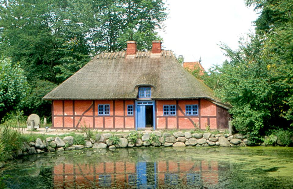 Lyngby Open Air Museum - Popular Tourist Destinations in Copenhagen