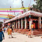 Vindhyavasini Devi temple of Mirzapur in Uttar Pradesh