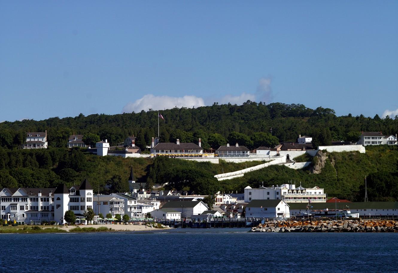 Sight-seeing Getaways in Michigan-Mackinac Island