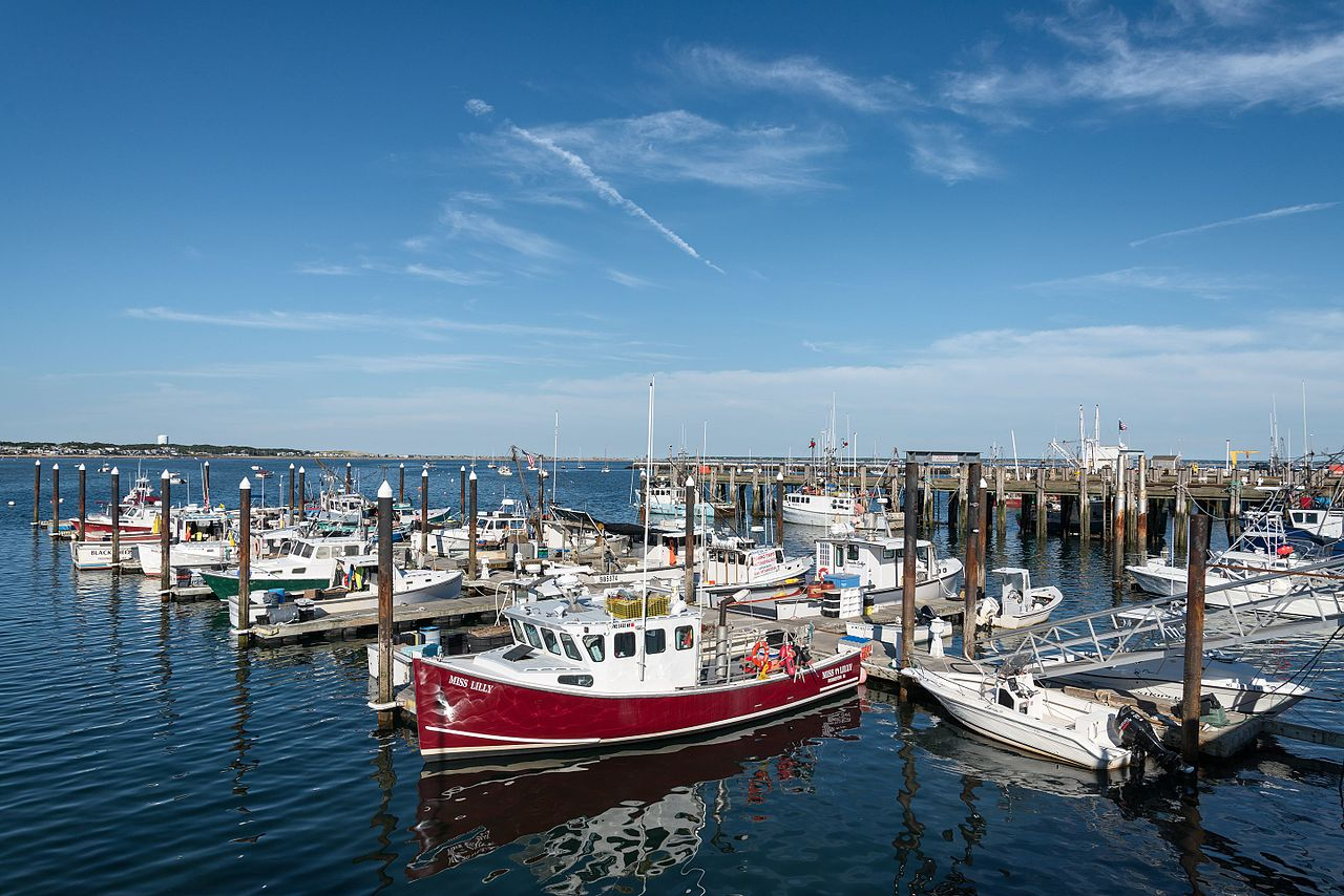 Incredible Place to Visit Of Provincetown in Massachusetts-MacMillan Pier