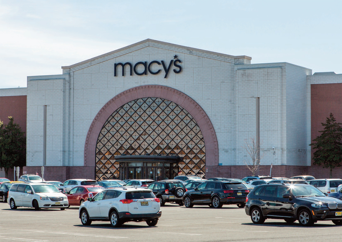 Macy's - Top Place To Shop In Atlantic City